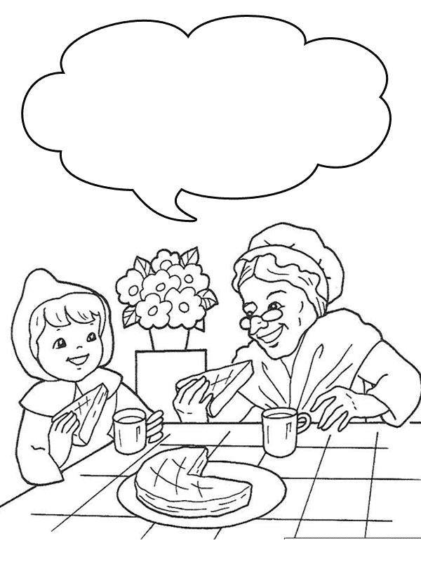 zivotinje slike coloring pages | Bojanke - Crvenkapa - Kids.rs