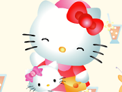 Hello Kitty Mega Memorije