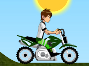 Ben 10 Moto Bike Putovanje