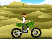 Ben10 Moto Putovanje