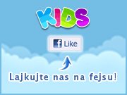 Lajkujte Kids.rs na Facebook-u!